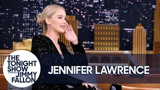 Video Jennifer Lawrence's Mom Revealed Her Horse Died During a Cheerleading Competition MP3, 3GP, MP4, WEBM, AVI, FLV April 2018
