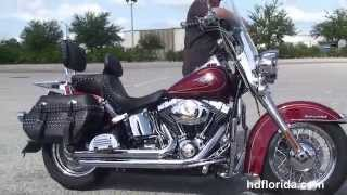 4. Used 2009 Harley Davidson Heritage Softail Classic Motorcycles for sale