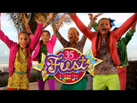 Kinderen voor Kinderen 35 - Feest! (Officiële videoclip)