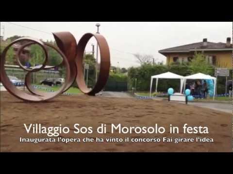 Giornata di festa per l'Sos Morosolo
