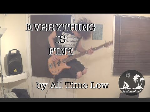 All Time Low: Everything Is Fine  - Acoustic Cover | Leadmetoland