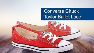 Converse Chuck Taylor Ballet Lace - фото