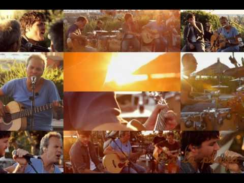 Te necesito Hombres G & Dany Martin (Letra En la playa) (видео)