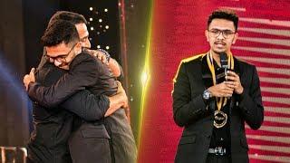 Video D16 Director Karthick Naren's Touching moment with actor Rahman MP3, 3GP, MP4, WEBM, AVI, FLV Januari 2018