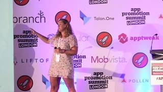More at http://apppromotionsummit.comCharo Paredes Ortiz, Global Head Of Organic Acquisition – ASO & SEO at Docomo Digital spoke at App Promotion Summit London on the topic of 'ASO Case Study: How to Optimize an App from Scratch'