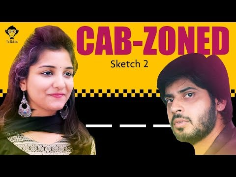 CAB ZONED -  Sketch No - 2 || DJ Talkies