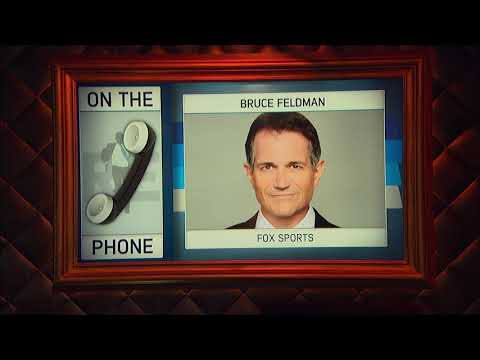 FOX Sports' Bruce Feldman: Expect Harbaugh At Michigan in 2020   The Rich Eisen Show   12/2/19