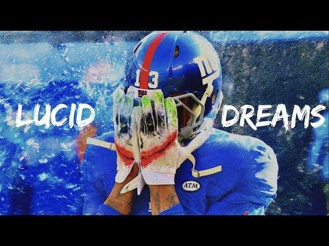"Odell Beckham Jr. | "" Lucid Dreams "" | Ft. Juice Wrld | Highlights | HD |"