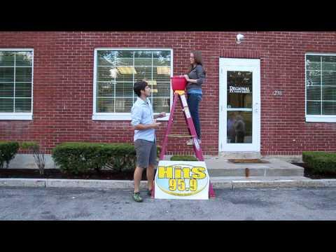 Jason Ross Does the #IceBucketChallenge