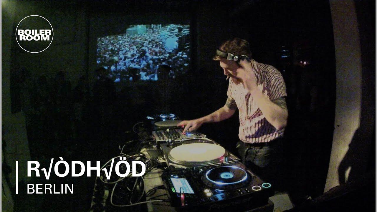Rodhad - Live @ Boiler Room Berlin 2013
