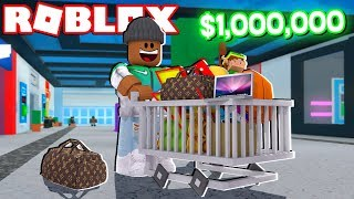 Video $1,000,000 SHOPPING SPREE IN ROBLOX MP3, 3GP, MP4, WEBM, AVI, FLV Desember 2018