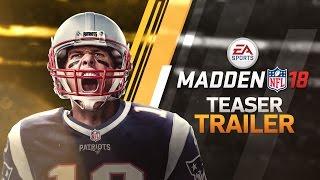 Teaser trailer ufficiale Madden NFL 18