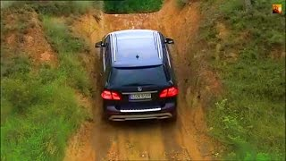 Extreme Offroad Part 3 - Mercedes 2012 ML 350 BlueTEC 4MATIC Trailer