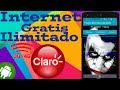 Como Tener Internet Gratis en Claro Ecuador y el mundo  full/Julio 2016/Funciona 100%