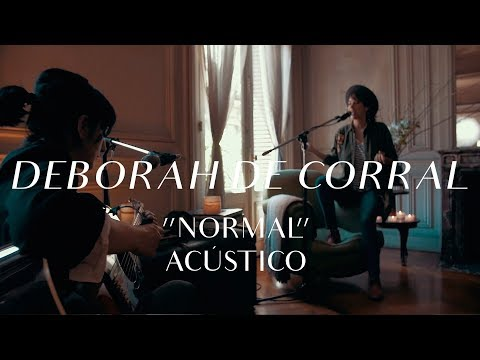 Deborah De Corral video Normal - CMTV Acústico 2017