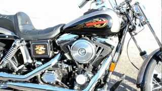 1. For Sale 1997 Harley-Davidson FXDWG Dyna Wide Glide at East 11 Motorcycle Exchange LLC