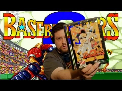 baseball stars 2 neo geo review