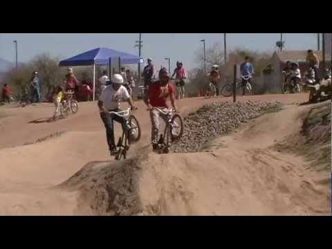 Kory Laos Memorial Freestyle BMX Park in Tucson Arizona March 4th 2012 Full Edit