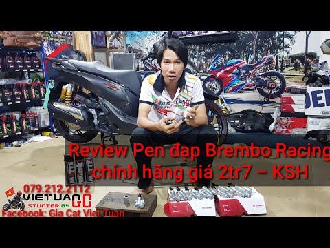 Review Pen đạp Brembo Racing chính hãng chi tiết từ Kỹ Sư Hẻm - Nên hay không nên ? - Thời lượng: 11 phút.