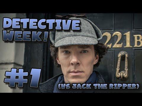 Sherlock Holmes vs Jack the Ripper #1 - Whitechapel