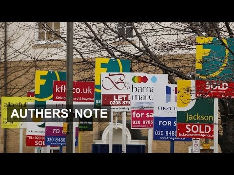UK housing bubble
