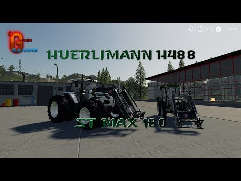 Huerlimann H488 with FL and color choice v1.0