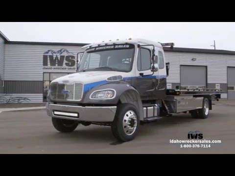 2016 Freightliner – MOUNTAIN RESCUE EDITION