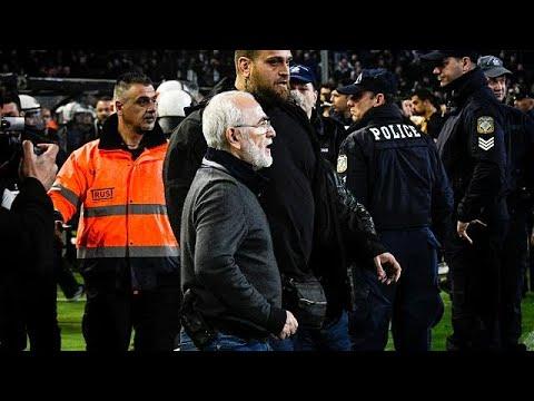 Η FIFA απειλεί την Ελλάδα με αποβολή
