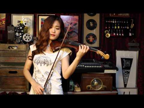 help me make it through the night – Electric violinist Jo A Ram(조아람)