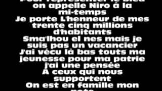 NIRO Maghreb (Paroles Officiel)- YouTube