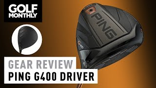 ► Watch Golf Monthly Technical Editor Joel Tadman's Ping G400 driver review to see his thoughts on one of the biggest launches of 2017► Become a FREE SUBSCRIBER to Golf Monthly's YouTube page now - https://www.youtube.com/golfmonthly► For the latest reviews, new gear launches and tour news, visit our website here - http://www.golf-monthly.co.uk/► Like us on Facebook here - https://www.facebook.com/GolfMonthlyMagazine►Follow us on Twitter here - https://twitter.com/GolfMonthly►Feel free to comment below! ►Remember to hit that LIKE button if you enjoyed it :)
