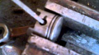 9. come montare un pistone