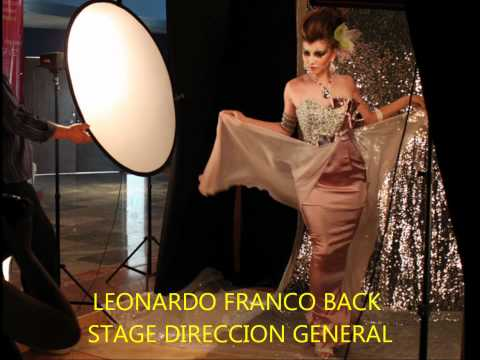 LEONARDO FRANCO EDITORIAL MODA GOLD FLOWERS  DIRECCION Y CONCEPTO