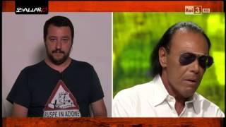 Video Scontro tra Salvini e Venditti sulla politica in Italia - Ballarò 02/06/2015 MP3, 3GP, MP4, WEBM, AVI, FLV Juli 2018