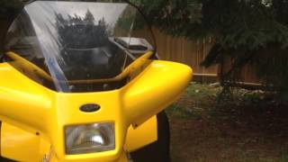 10. 2002 Polaris Sportsman 400