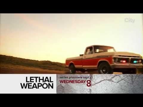 Lethal Weapon Season 1 (Canadian Promo 2)