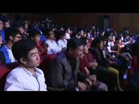 """VTV6 - Lễ phát động chương trình """"Tỏa sáng nghị lực Việt"""" Tại Hà Nội"""