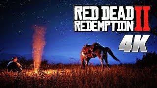 Red Dead Redemption 2 - 4K PC Environmental Showcase Trailer by GameSpot