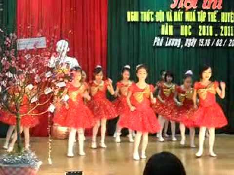 Vũ điệu chachacha của HS trường Tiểu học Giang Tiên- PL- TN.mp4