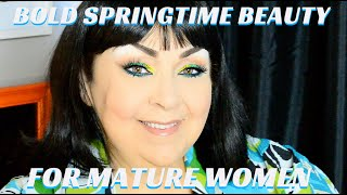In this STEP BY STEP BEAUTY TUTORIAL for Women Over the age of 40 I will demonstrate a beautiful flawless complexion routine that will make your skin look go...