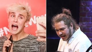 Video Jake Paul Fan Calls Out Post Malone On H3 Podcast MP3, 3GP, MP4, WEBM, AVI, FLV Maret 2018