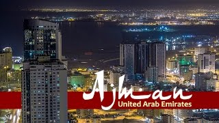 Ajman United Arab Emirates  city photos : Ajman. United Arab Emirates Timelapse/Hyperlapse