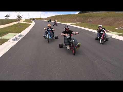 Drift Trike – triad lifestyle video