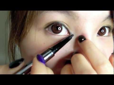Eyeliner Tutorial 開眼頭眼線教學