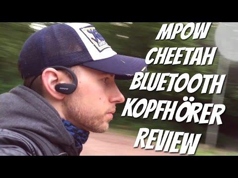 MPOW CHEETAH Bluetooth 4.1 in Ear Kopfhörer im Test Review
