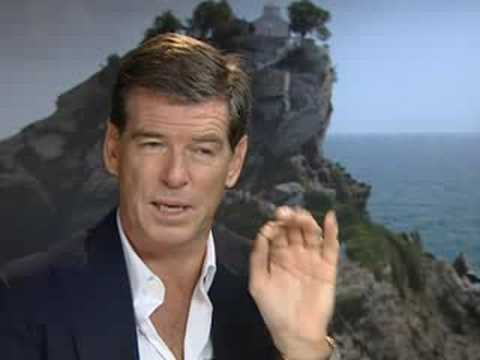 Pierce Brosnan's advice to young actors Video