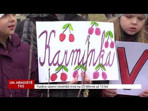 TVS: Deník TVS 29. 3. 2018