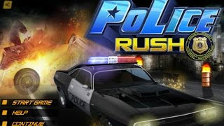 Play Police Rush Game Online Free