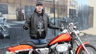 3. Pre-Owned 2000 Harley-Davidson Sportster 883 Converted to a 1200