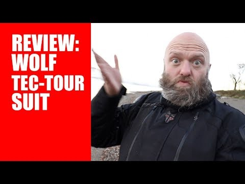 Motorcycle Gear Store: Wolf Tec Tour Suit Review